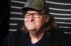 Michael Moore has just released a surprise film about Donald Trump