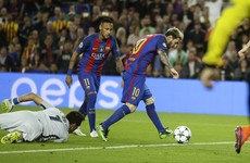 As it happened: Barcelona v Manchester City, Champions League