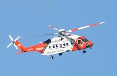 Coast Guard airlifts casualty from Comeragh Mountains