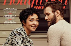 Love/Hate actress Ruth Negga has landed the cover of the Hollywood Reporter