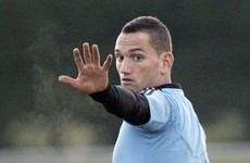 All Blacks to fight French bid for Cruden