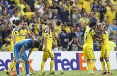 Maccabi trail Dundalk by one point following win in Alkmaar