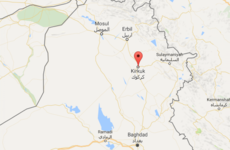 Suicide bombers armed with rifles attack Iraqi city of Kirkuk