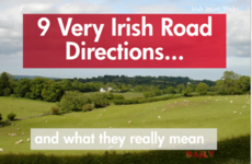 9 Very Irish Road Directions... And What They Really Mean