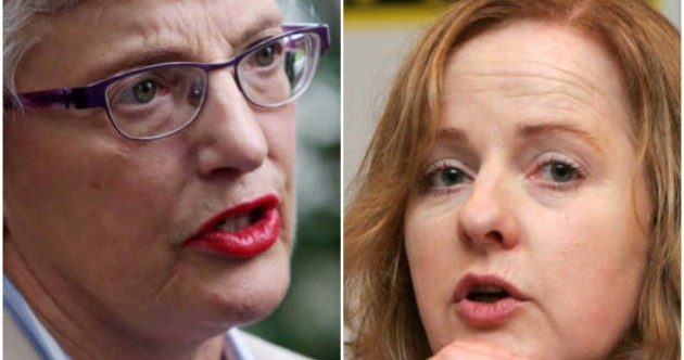 Coppinger on Zappone: 'She wore a Repeal jumper on the march and she won't vote for a repeal bill'
