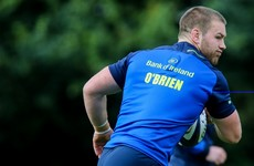 Sean O'Brien back and on the blindside for Leinster's trip to Montpellier