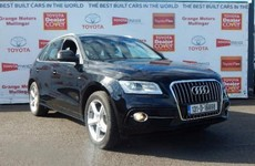 DoneDeal of the Week: This 2013 Audi Q5 has serious kerb appeal
