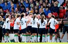 Ireland U19 women making waves in Macedonia