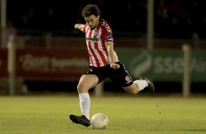 High-flying Derry come from behind to cement third spot as Sligo's European hopes end