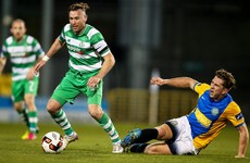 Frustration for Shamrock Rovers but draw enough to secure Europa League football