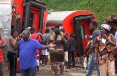 55 people killed, hundreds injured in Cameroon train derailment