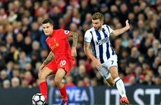As it happened: Liverpool v West Brom, Premier League