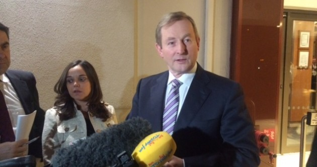 Enda Kenny says Repeal the Eighth bill 'cuts across' work of Citizens' Assembly