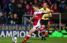 Dramatic late Jackson drop goal sees Ulster edge Exeter