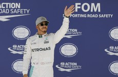 Hamilton unaware of Mercedes' overnight sensations after powering to pole