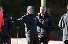 Mourinho insists he'll never sell out-of-favour Wayne Rooney