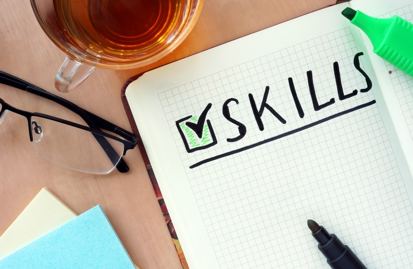 these are the top skills in demand by irish employers