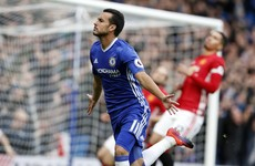 As it happened: Chelsea v Manchester United, Premier League
