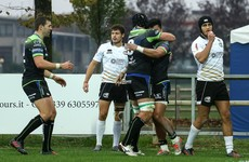 The Grateful Eight! Connacht put up 52 points against hapless Zebre