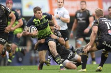 Nacewa: Ringrose's rate of improvement 'surprises me every week'