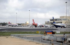Five dead after small plane crashes at Malta airport