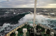 Sitdown Sunday: Two ships, a superstorm, and one chance for survival