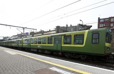 Dart services are delayed by 45 mins after a fault stopped all trains moving