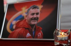 Anthony Foley's son launches Facebook site asking fans of his father to attend mass