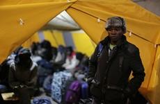 Mistrust, language barriers and mist: An Irish volunteer's account of the Calais evacuation