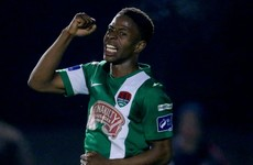 Ogbene double sees Cork hammer Youths and resign them to relegation play-off