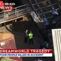 """Everyone was screaming"" - Tragedy as four die at theme park in Australia"