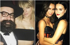Taylor Swift and Katy Perry ended up at the same party together... It's the Dredge