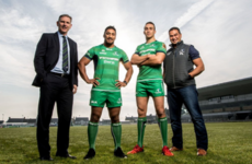 Double boost for Connacht as Bundee Aki and Ultan Dillane sign new contracts