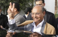 Veteran human rights activist sworn in as Tunisia's president