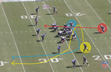 Analysis: How one simple move caused total confusion in the Jags defence