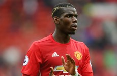 Paul Pogba's agent made €27m on Man United move