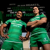 'I felt like I was at home here' - Aki and Dillane saw Connacht as best option