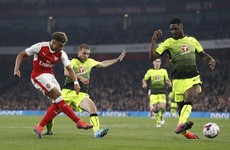 Oxlade-Chamberlain brace sends Arsenal through while Newcastle hit Preston for six