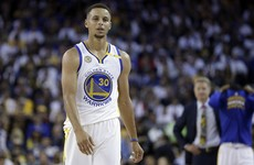 Golden State Warriors handed shock defeat on opening night of the NBA season
