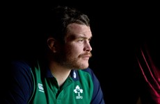 'Rugby players are seen as macho, but we're all human': Ireland's Jack McGrath on opening up