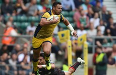 Ben Te'o is in England's squad for the November Internationals