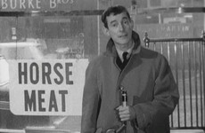 Horse meat for sale in Phibsboro and other wacky clips from Ireland's past