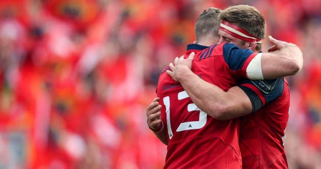 Taute vows to 'serve the jersey with the pride and passion it deserves' during short Munster stay
