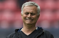 Living in Manchester a 'bit of a disaster' for Mourinho