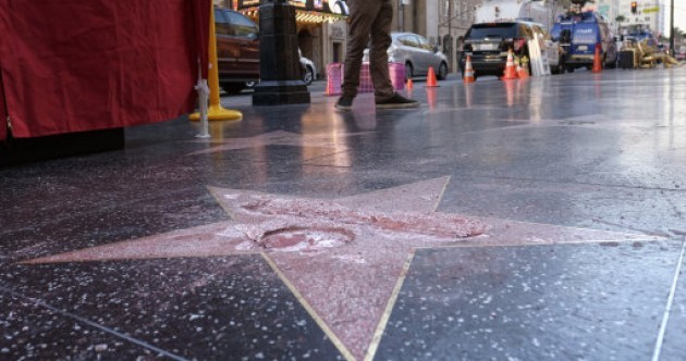 Trump's Hollywood star smashed over sex assault claims