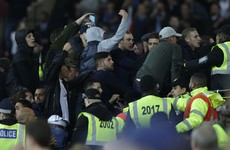 Arrests made after crowd trouble mars West Ham's win over Chelsea