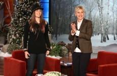 Watch: Michael Jackson's daughter reveals her acting dream