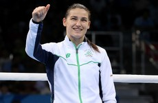 Signed and sealed! Katie Taylor turns professional and will make debut next month