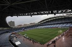 Real Sociedad employ homeless man who sleeps outside their stadium