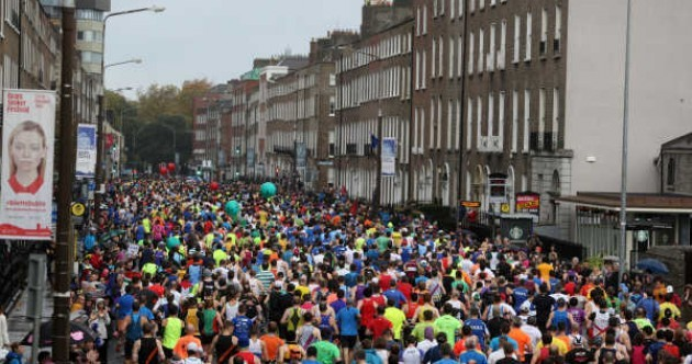 The Dublin Marathon is taking place on Sunday (not Monday) and here's what you need to know
